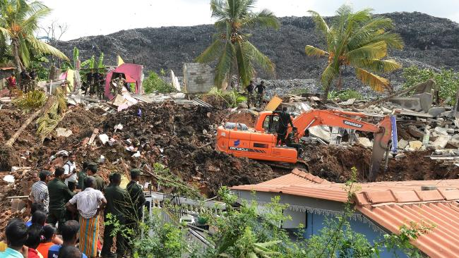 Call for environmental professionals to intervene in garbage issues