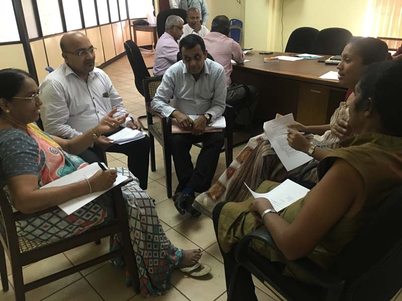 IEPSL had a special meeting regarding the way forward & Road Map