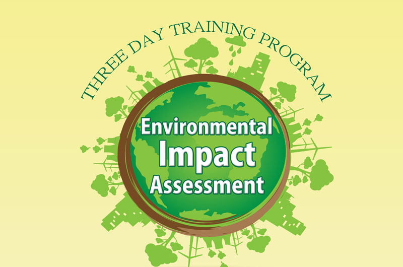 3 Day Training Program – Environmental Impact Assessment
